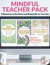 Mindful Teacher Pack
