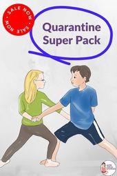 Quarantine Super Pack