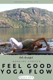Full Body Morning Yoga - Boho Beautiful