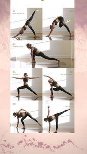 Moon sequence yoga
