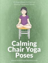 Calming Chair Yoga POSTERS