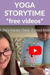 Yoga Storytime Videos for Kids | Kids Yoga Stories
