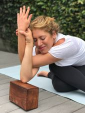 If your hormones are out of whack, this yoga flow will get them back on track ASAP