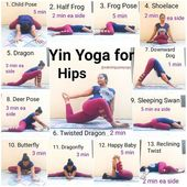 """Sakshi Gupta on Instagram: """"Yin Yoga Sequence for Hips  Who all love yin? 🙋 My practice today was a wonderful 75 minutes of #yinyoga . So I thought I would share the…"""""""