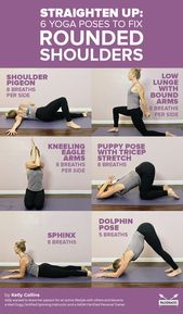 Straighten Up! 6 Poses to Reverse Rounded Shoulders