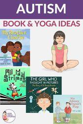 Autism Books and Yoga Poses for Kids   Kids Yoga Stories