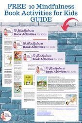 FREE download! Mindfulness Activities