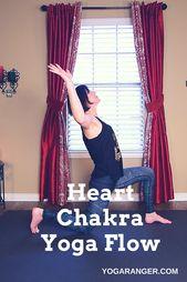 FREE 45 Min Full Body Heart Chakra Flow to Inspire, Uplift & Open Your Heart