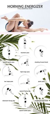 Morning Energizer   Yoga Essential Flow