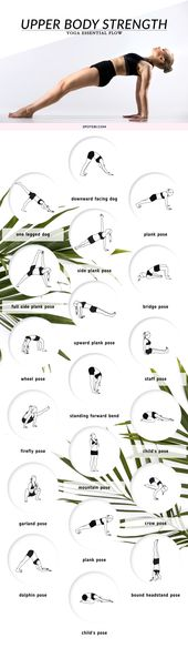Yoga Essential Flow | Upper Body Strength Sequence