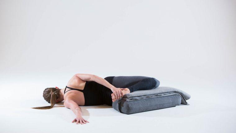 Yin Yoga for Frozen Shoulder Syndrome