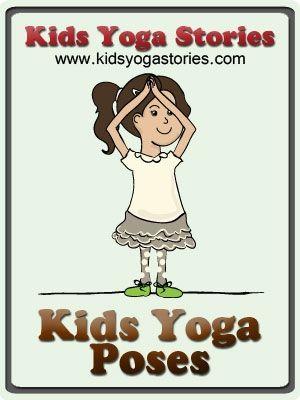 Kids Yoga Poses - Kids Yoga Stories