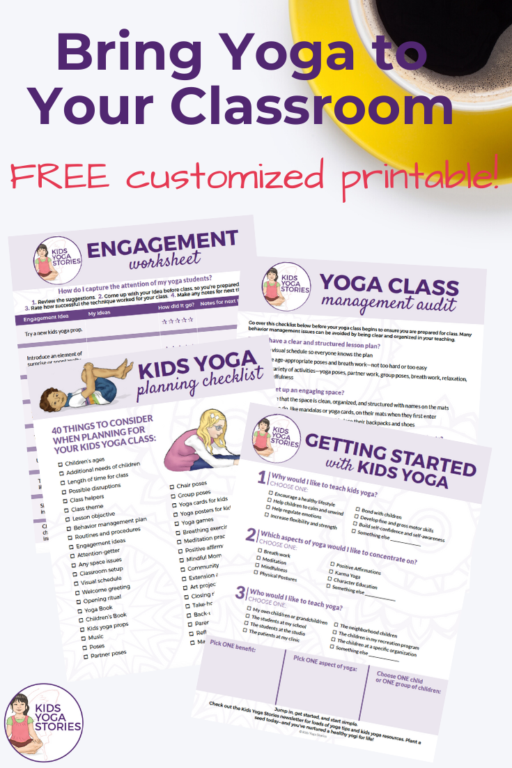 Ready to Introduce Yoga to Your Classroom
