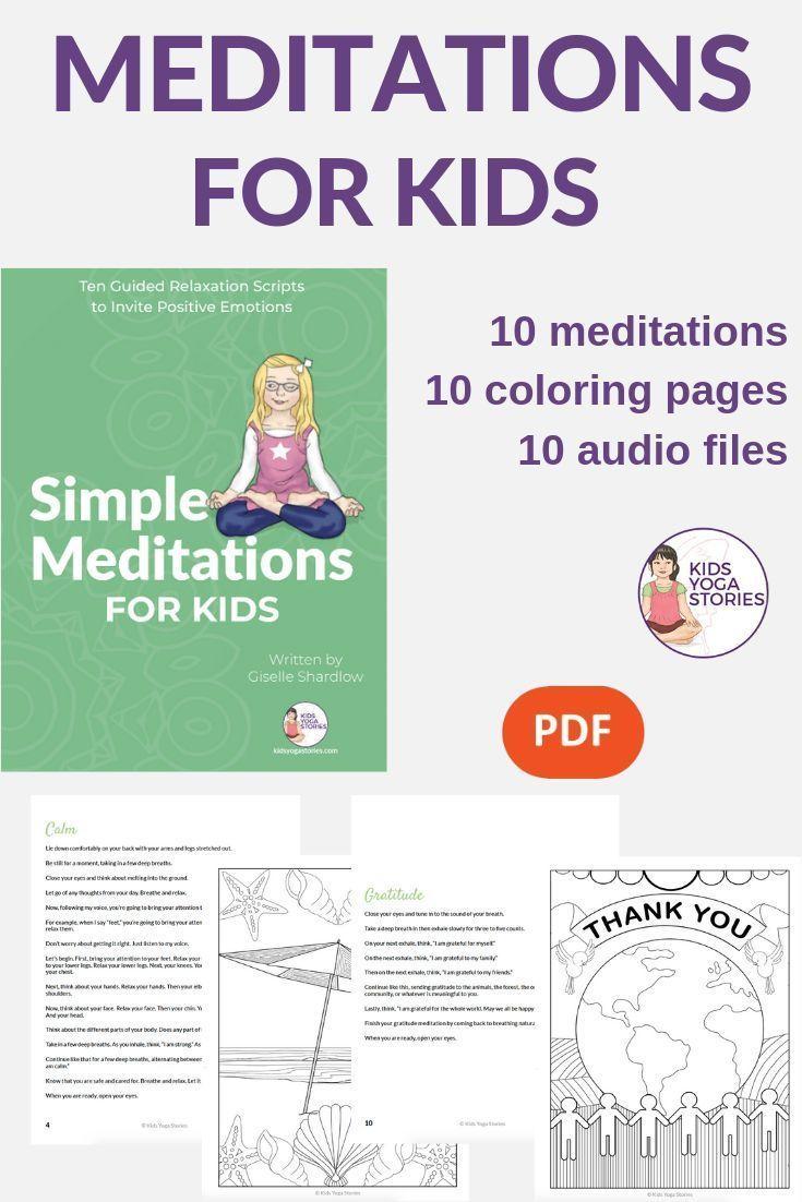Simple Meditation for Kids