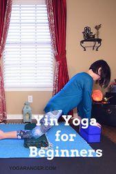 Beginner Yin Yoga - Full Body Practice