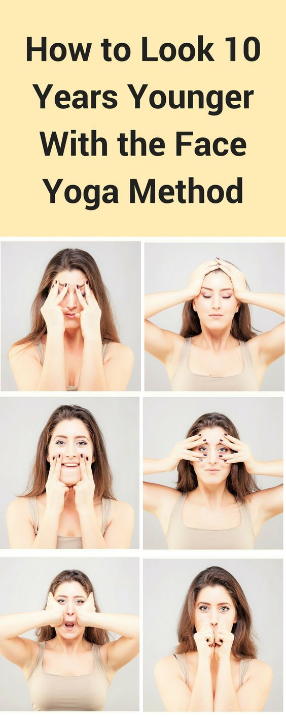 How to Look 10 Years Younger Using Face Yoga – Your Lifestyle Options