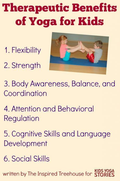 Therapeutic Benefits of Yoga for Kids - Kids Yoga Stories | Yoga resources for kids
