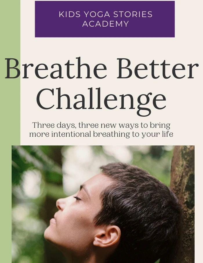Breathe Better Challenge - FREE
