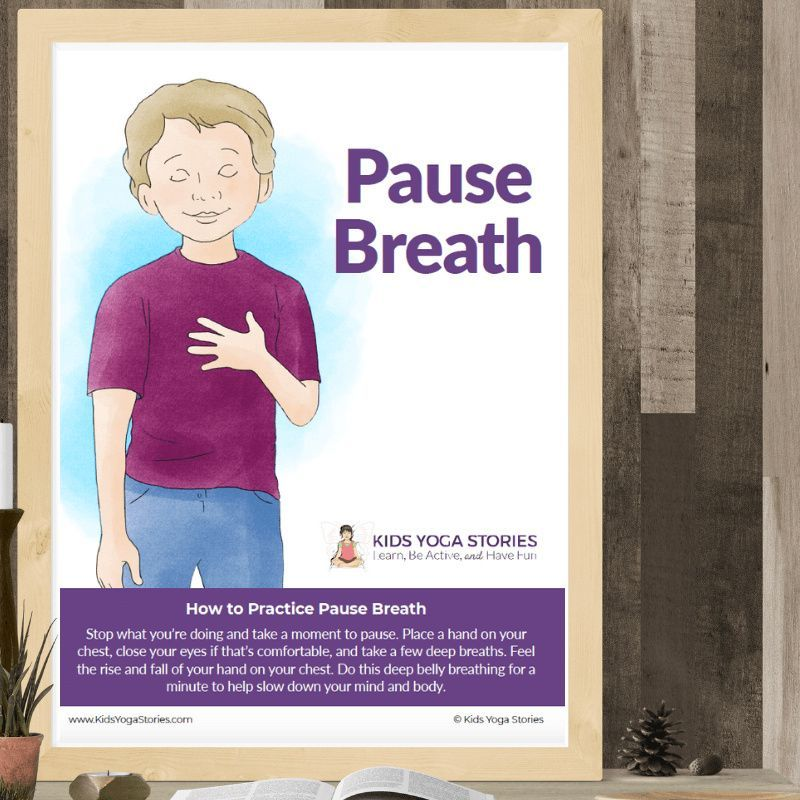 Free Breathing Poster